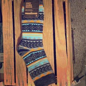 Field & Stream cabin socks